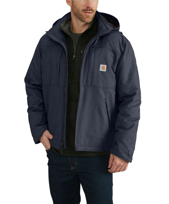 Carhartt Full Swing Cryder Jacket (102207) in Navy at Dave's New York