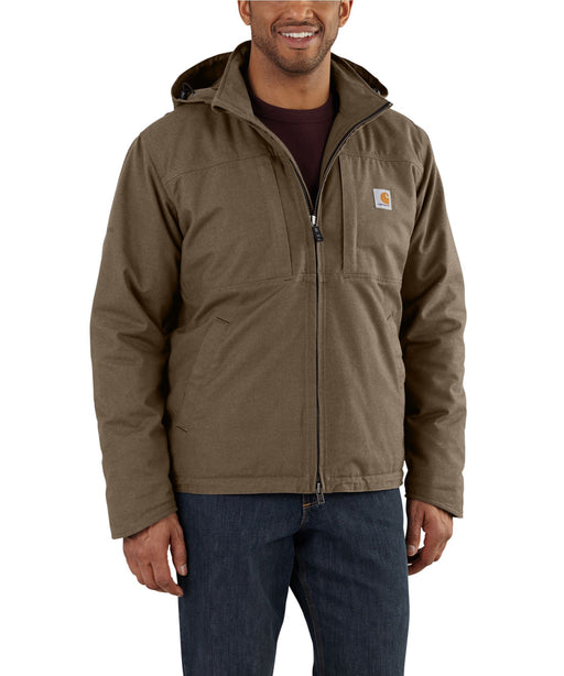 Carhartt Full Swing Cryder Jacket (102207) in Canyon Brown at Dave's New York