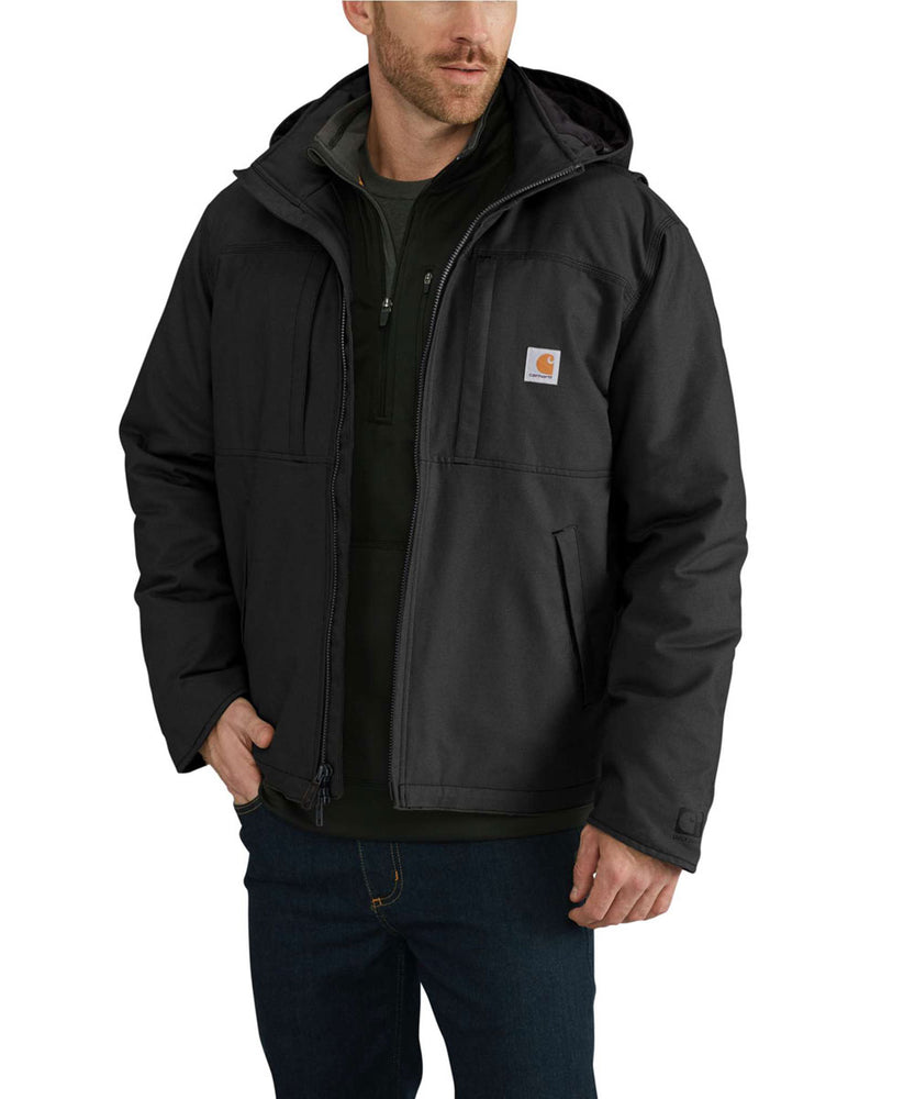 Carhartt Full Swing Cryder Jacket - 102207 - Black