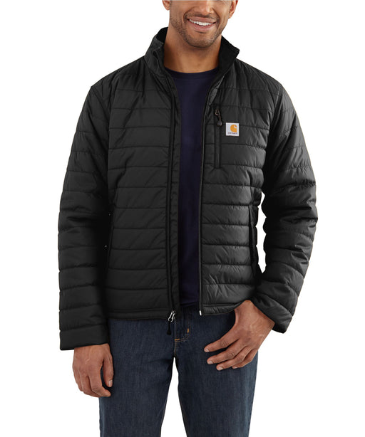Carhartt Gilliam Lightweight Insulated Jacket (102208) in Black at Dave's New York