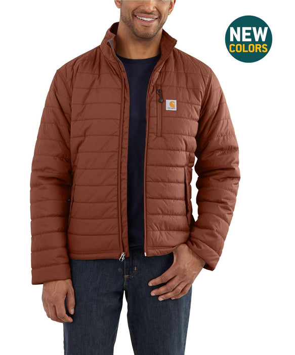 Carhartt Gilliam Lightweight Insulated Jacket (102208) in Sequoia at Dave's New York