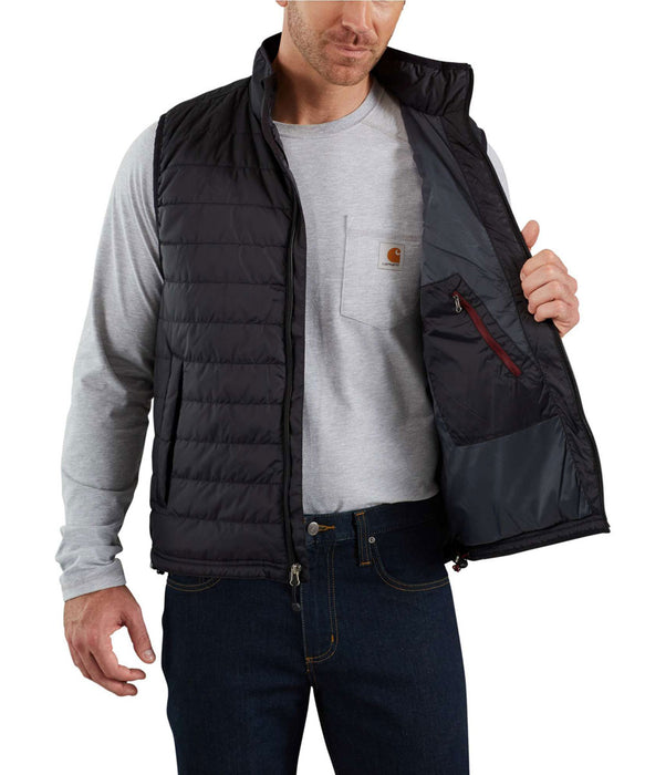 Carhartt Men's Insulated Gilliam Vest - Black at Dave's New York