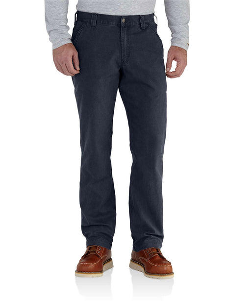 Carhartt Rugged Flex Rigby Dungaree in Navy at Dave's New York