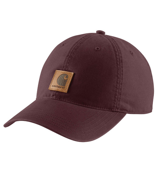 Carhartt Odessa Cap (102427) in Deep Wine at Dave's New York