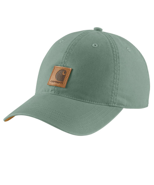 Carhartt Odessa Cap - Leaf Green at Dave's New York