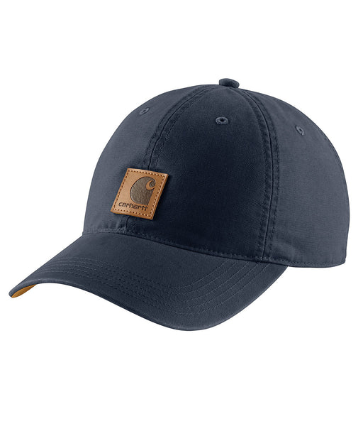 Carhartt Odessa Cap in Navy at Dave's New York