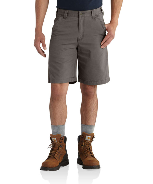 Carhartt Men's Rugged Flex Rigby Shorts - Gravel