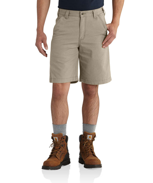 Carhartt Men's Rugged Flex Rigby Shorts – 102514 – Tan