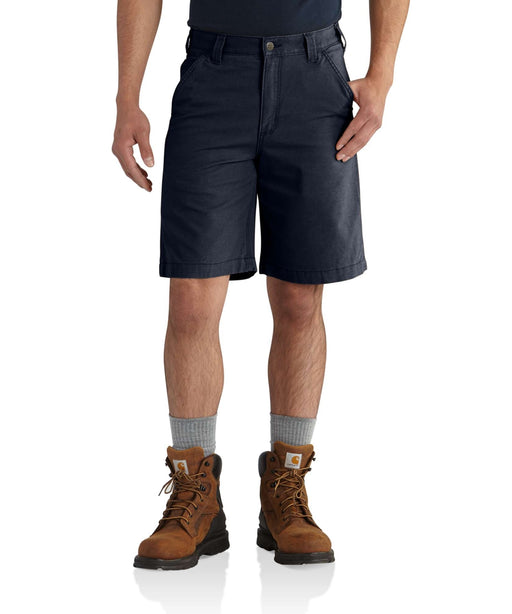 Carhartt Men's Rugged Flex Rigby Shorts – 102514 – Navy