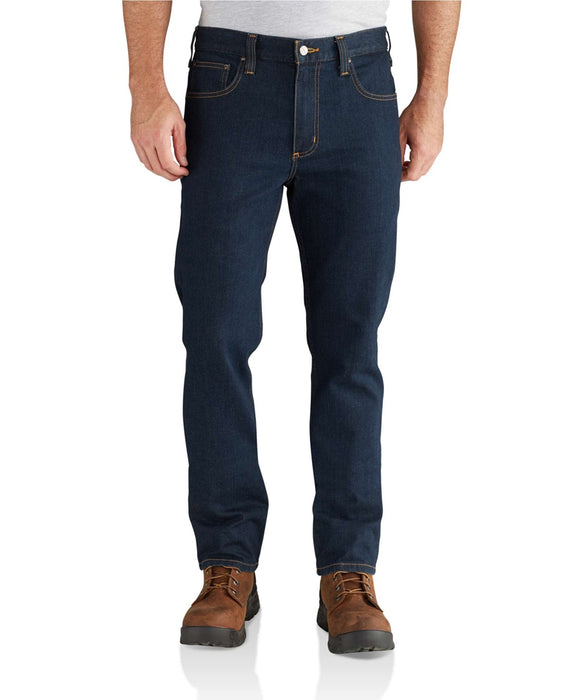 Carhartt Men's Rugged Flex Straight Tapered Jean in Erie at Dave's New York