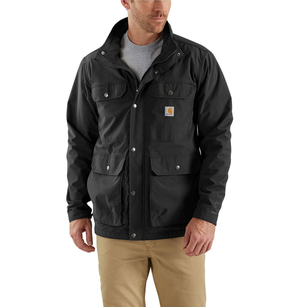 Carhartt 103126 Men's Utility Coat - Black