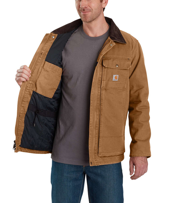 Carhartt 103283 Men's Full Swing Traditional Coat