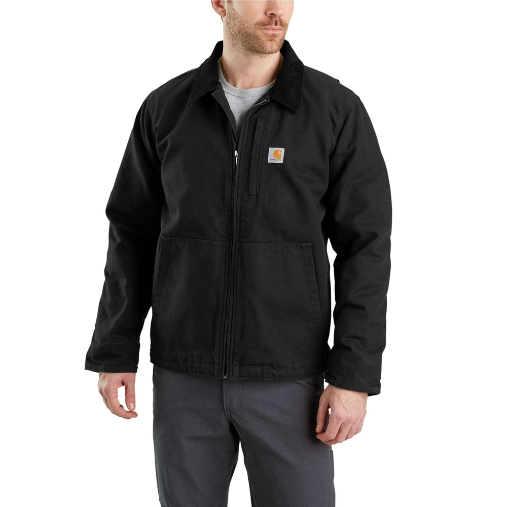 Carhartt Full Swing Armstrong Jacket (103370) in Black at Dave's New York