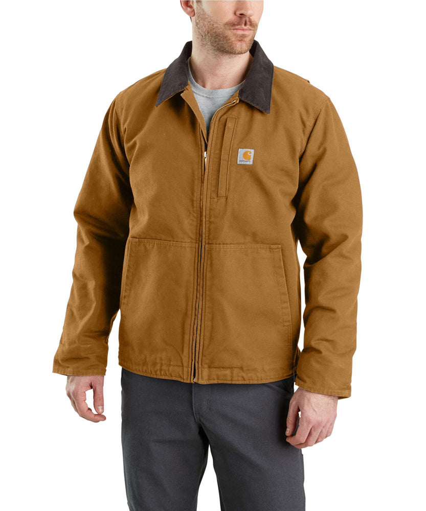 Carhartt Full Swing Armstrong Jacket (103370) in Carhartt Brown at Dave's New York