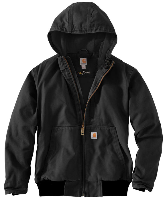 Carhartt 103371 Full Swing Armstrong Active Jac in Black at Dave's New York