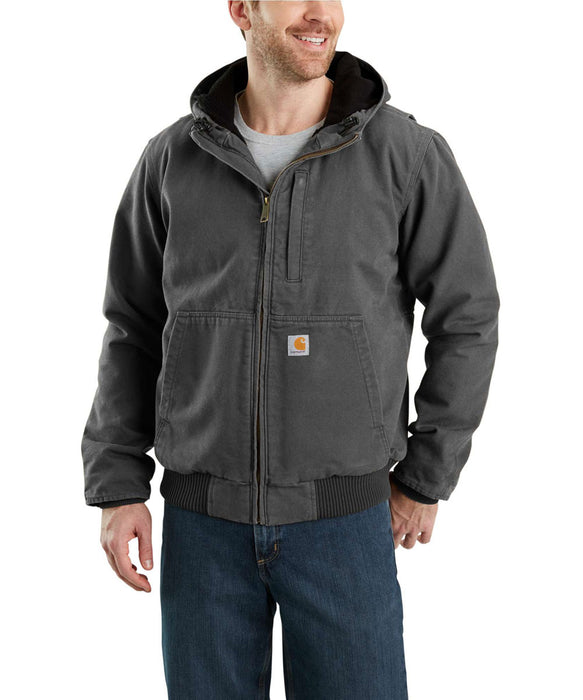 Carhartt 103371 Full Swing Armstrong Active Jac - Gravel