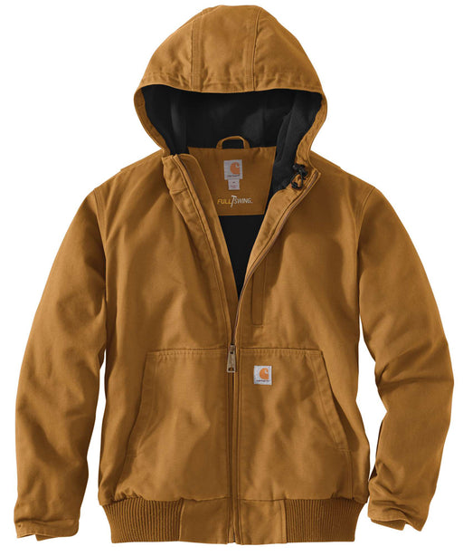 Carhartt 103371 Full Swing Armstrong Active Jac in Carhartt Brown at Dave's New York