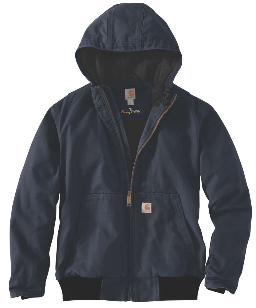 Carhartt 103371 Full Swing Armstrong Active Jac - Navy