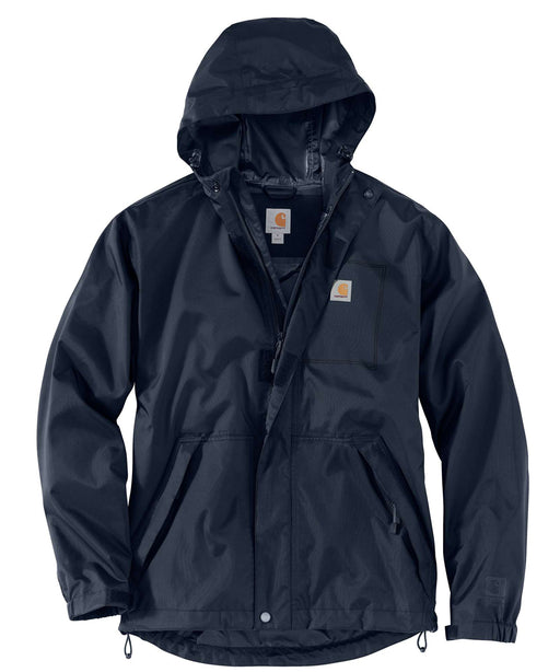 9340cc4c6b Carhartt Dry Harbor Waterproof Jacket - 103510 - Navy