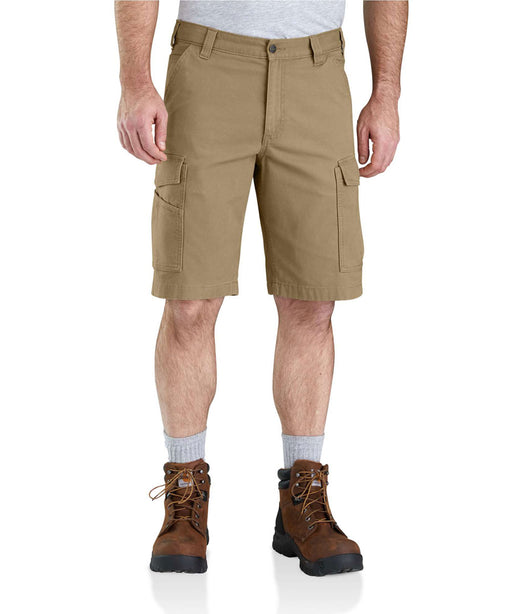 Carhartt Rugged Flex Rigby Cargo Short - 103542 - Dark Khaki