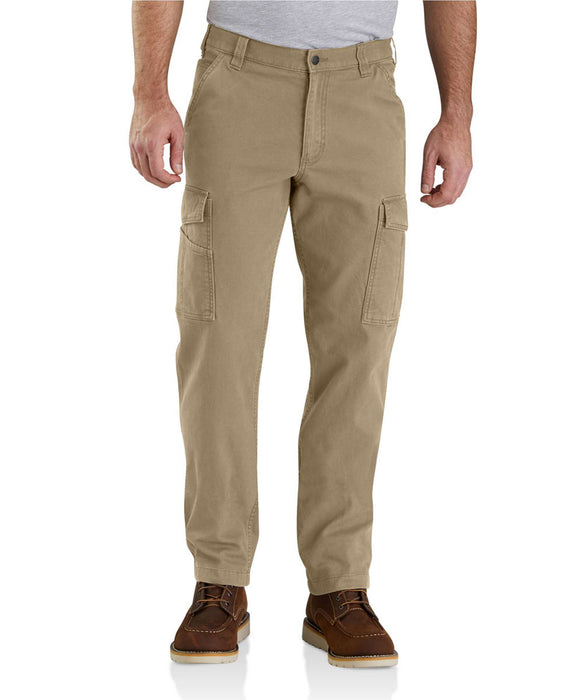 Carhartt Rugged Flex Rigby Cargo Pant in Dark Khaki at Dave's New York