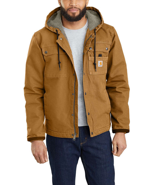 Carhartt Washed Duck Bartlett Jacket in Carhartt Brown at Dave's New York