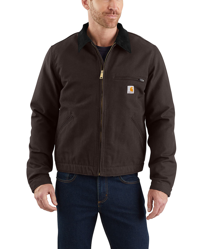 Carhartt Duck Detroit - Dark Brown