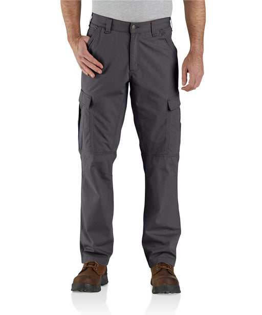 Carhartt Men's Force Relaxed Fit Ripstop Cargo Work Pant in Shadow at Dave's New York