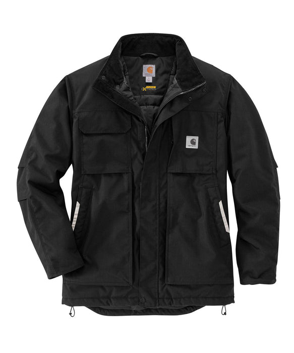 Carhartt Yukon Extremes Insulated Coat - Black at Dave's New York