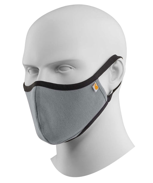Carhartt Ear Loop Face Mask - Asphalt (Grey) at Dave's New York