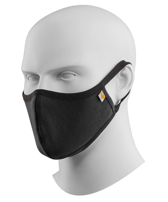 Carhartt Ear Loop Face Mask - Black at Dave's New York