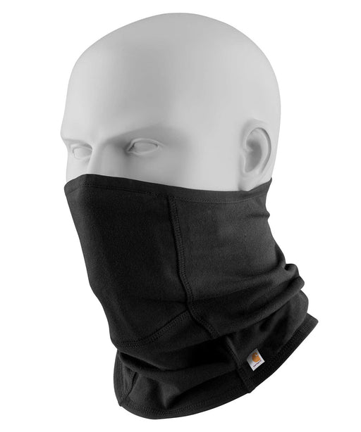 Carhartt Cotton Gaiter with Filter-pocket - Black at Dave's New York