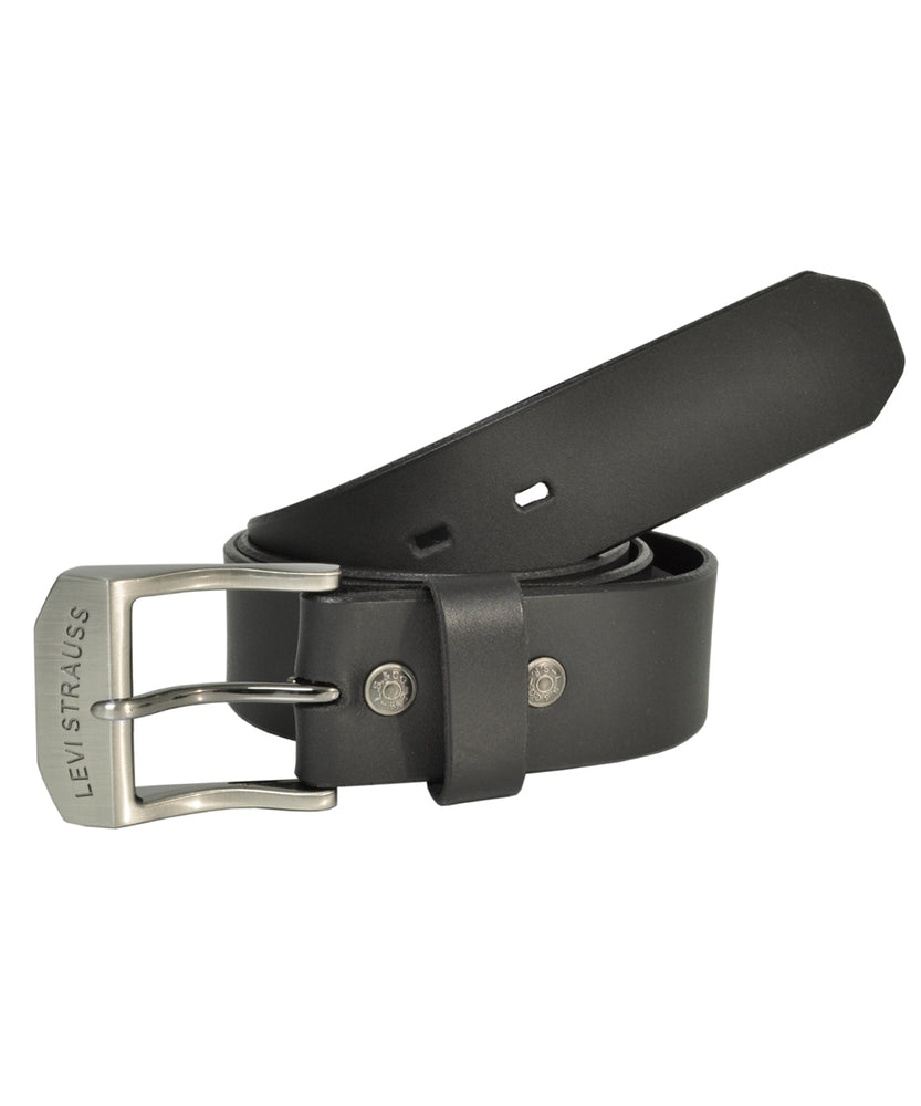 Levi's Classic Rivet-Closure Belt – Black