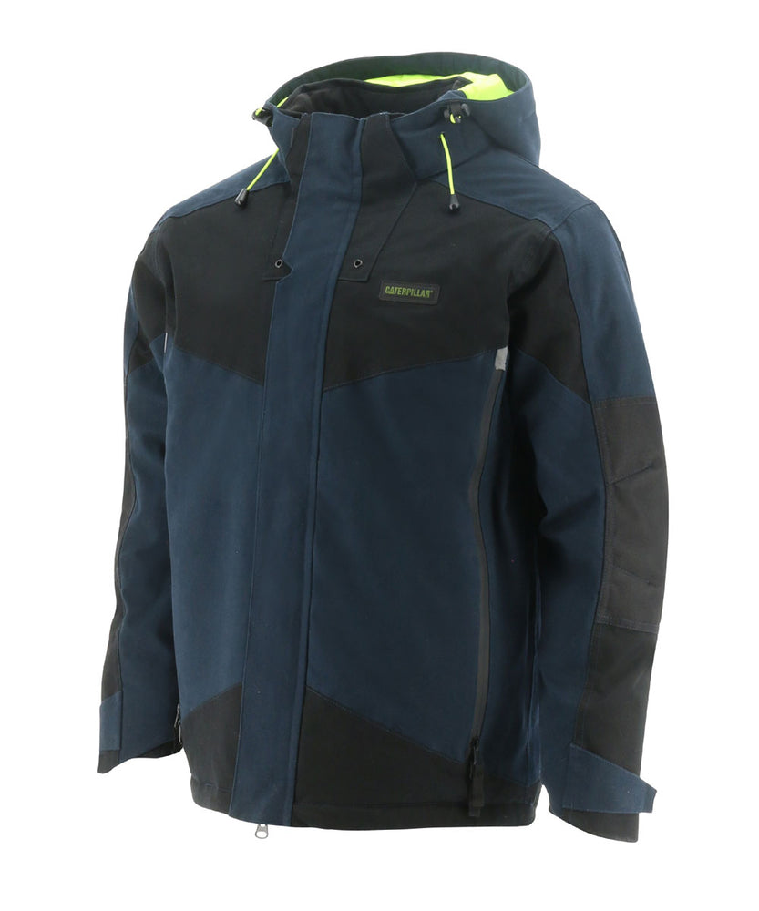 CAT Men's Triton Insulated Jacket - Navy at Dave's New York
