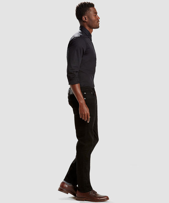 Levi's Men's 511 Slim Fit Jeans in Native Cali Black at Dave's New York