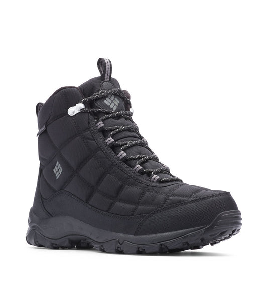 Columbia Men's Firecamp Boot - Black