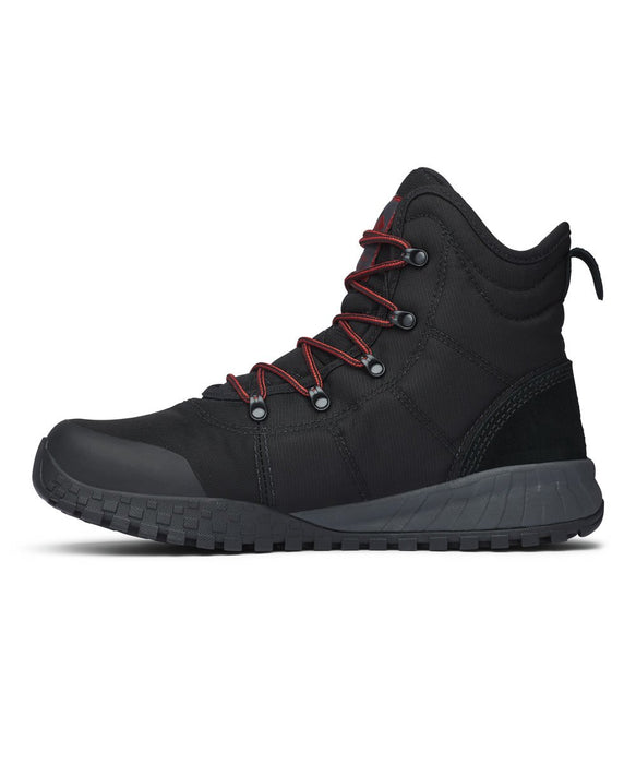 Columbia Sportswear Men's Fairbanks Omni-Heat Boot in Black, Rusty at Dave's New York