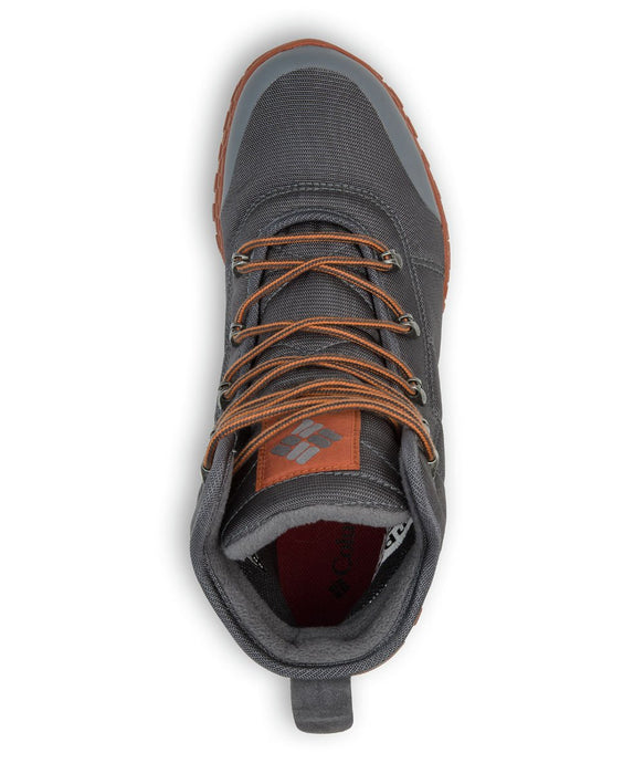 Columbia Sportswear Men's Fairbanks Omni-Heat Boot in Graphite, Dark Adobe at Dave's New York