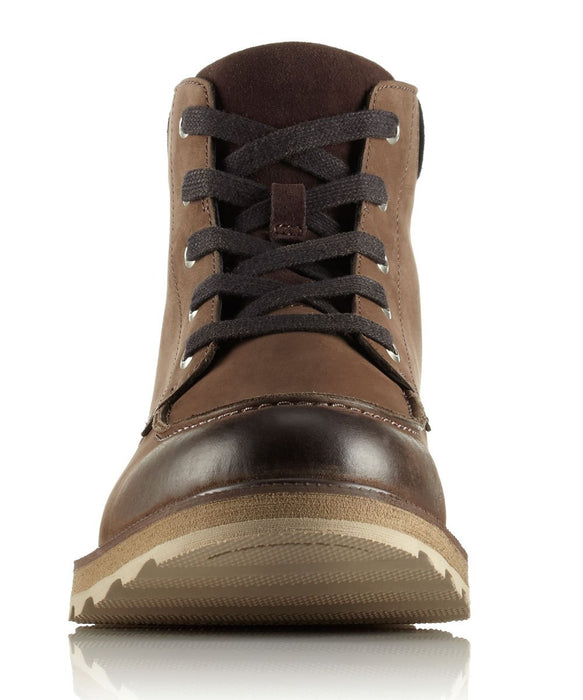 Sorel Men's Madson Moc Toe Waterproof Boots - Bruno
