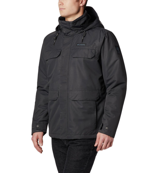 Columbia Men's South Canyon Lined Insulated Jacket - Shark