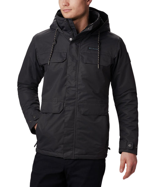 Columbia Men's South Canyon Lined Insulated Jacket in Shark at Dave's New York