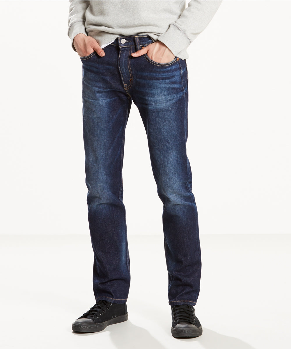 7856a8be9396 Levis Men's 511 Slim Fit Jeans – Ducky Boy — Dave's New York