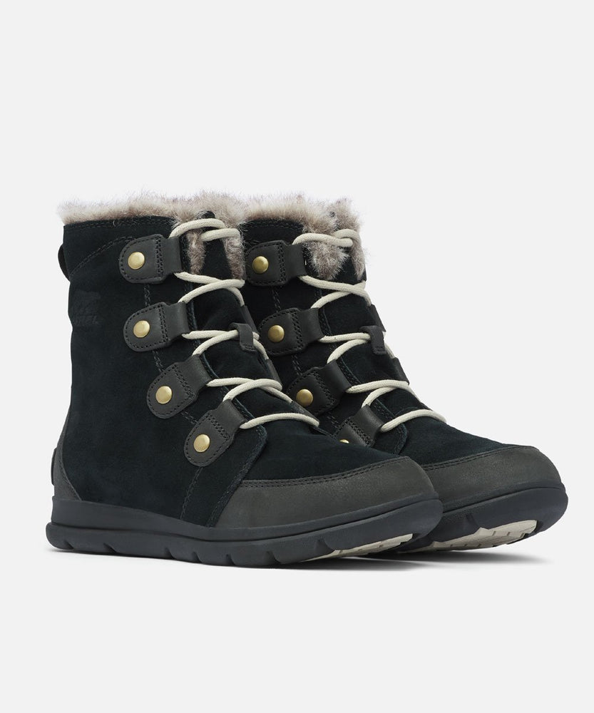 Sorel Women's Explorer Joan Boot - Black