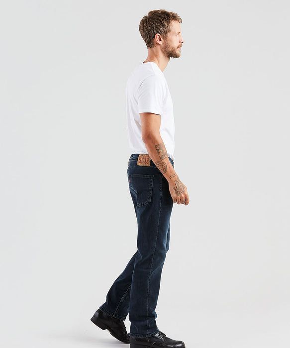 Levi's Men's 514 Straight Fit Jeans in Shipyard at Dave's New York