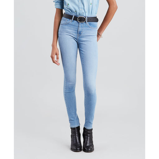 Levi's Women's 721 High Rise Skinny Jeans in Trouble Maker at Dave's New York