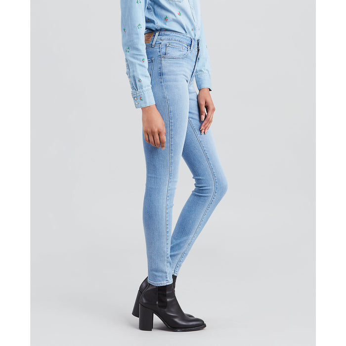 Levi 721 High Rise Skinny Jeans – Trouble Maker