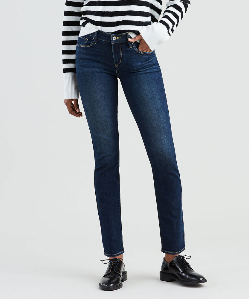 Levi Misses Mid Rise Skinny Fit Jeans - Going Out Pair