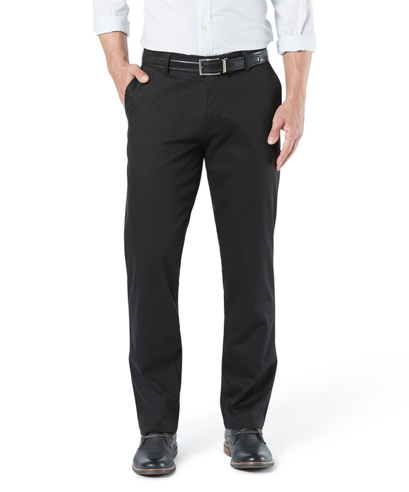 Dockers Signature Khaki (No Crease) - Black