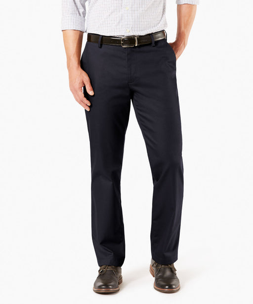 Dockers Signature Khaki (No Crease) - Navy