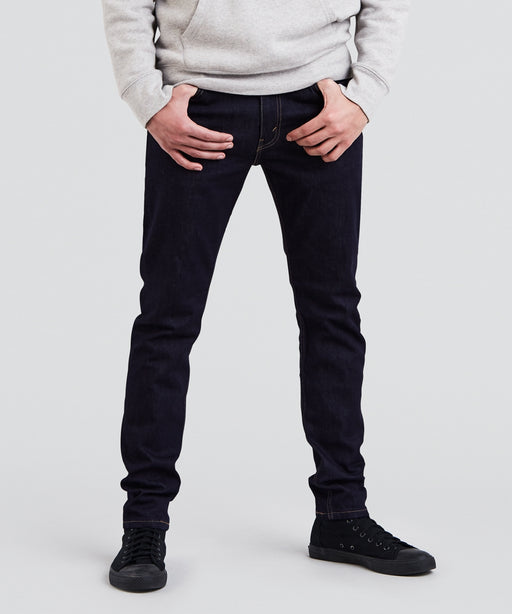 Levi's Men's 512 Slim Fit Tapered Leg Jeans in Dark Hollow at Dave's New York